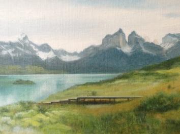 Patagonia Study 9